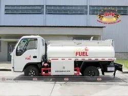 Stainless Steel Truck Fuel Tank