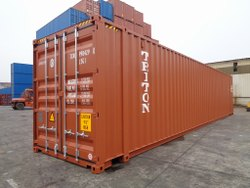 45' High Cube New Shipping Containers