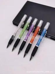 50 Pcs Per Box Plastic Pen Sanitizer, For Promotional