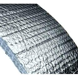 Pure Aluminium Foil Roll Form Reflective Bubble Insulation Sheet, Size: 1.2 X 35 Meter ( W X L)