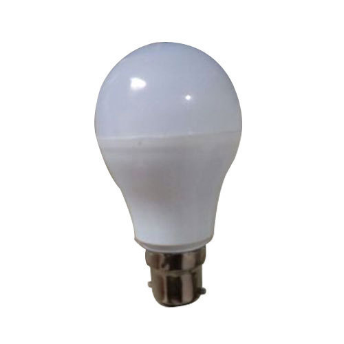 Cool daylight Ceramic 15 Watt LED Bulb, For Home, Shape: Round