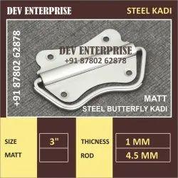 Steel Butterfly Kadi