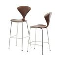 Bar High Metallic Chair