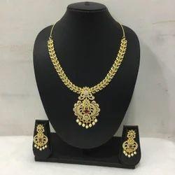 Artificial GP Long Necklace Sets