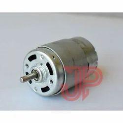 Electric 12v Dc Moter DC Motors, Voltage: Up to 18 V