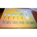 Portable Rotary Brush Instrument