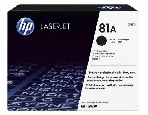HP 81A Black Original LaserJet Toner Cartridge