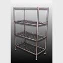 Silver Kitchen Rack