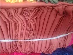 Silk plain cloth