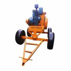 Brick Crusher Machine