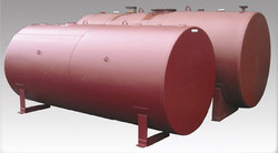 Horizontal Single Wall Tanks