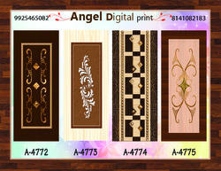 Angel print Laminated Lamination Door