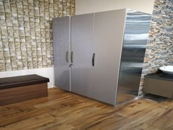 HMI Stainless Steel Wardrobes