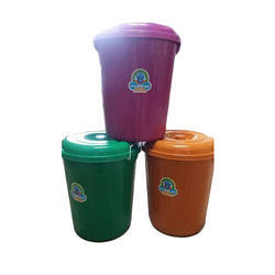 Parmar houseware Storage Plastic Drum