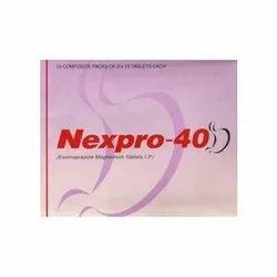 Nexpro 40mg Tablets