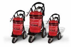 CEASEFIRE Steel plus size extinguishers