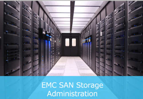 EMC SAN Storage Administration Service Consultants from Chennai