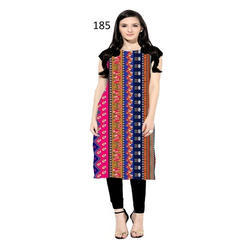 Ladies Colorful Casual Wear Kurti