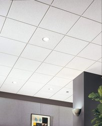 Aleria Butt Mineral Fiber False Ceiling Tile
