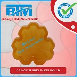 Galaxy Rubber Paver Mould
