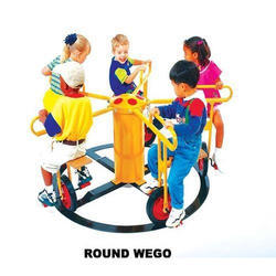 Round Wego (Cycle Merry Go Rounds)