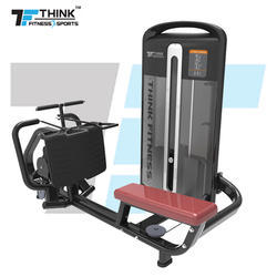 Low Row Gym Machine