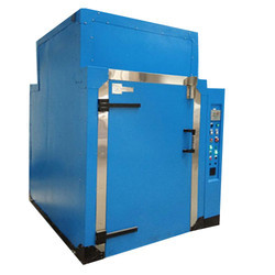 1 Skid Electrical Curing Drying Oven