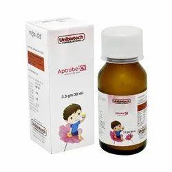 Amoxycillin 200mg & Clavulanic Acid 28.5mg/5ml  WFI Dry Syrup