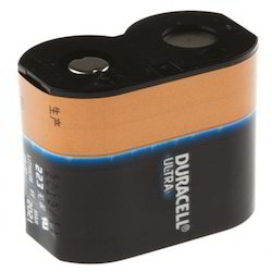 GP2CR5 GP Duracell Batteries, 6.0 Volts