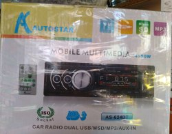 Auto Audio System