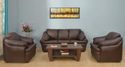 Nilkamal Modern Adelaide Sofa Set, For Home