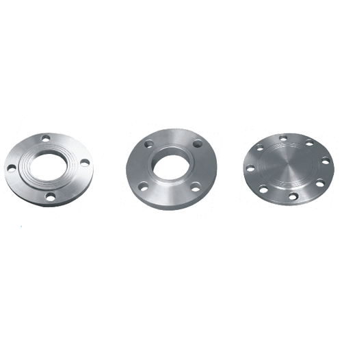 Stainless Steel Flanges - SS Flanges Exporter from Mumbai
