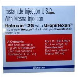 Ifosfamide Injection USP With Mesna Injection