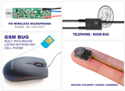 Find Spy Hidden Cameras Hidden Devices Debugging
