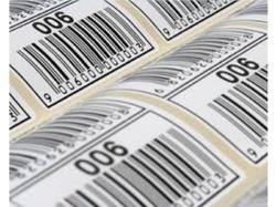 Pre Barcode Printed Labels