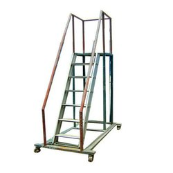 Aluminum Trolley Ladder