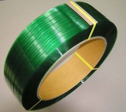 Green Pet (Polyester) Strapping Roll -12mm, 15mm, 19mm -High Strength