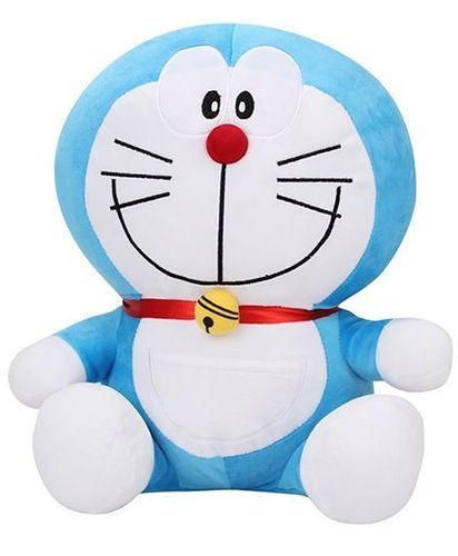 doremon soft toy blue white 11 inches at rs 499 piece ट ड