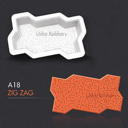 A18 Zigzag Mould