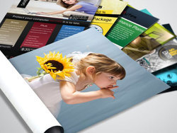 Digital Paper(Working Material) Poster Printing Service, in India