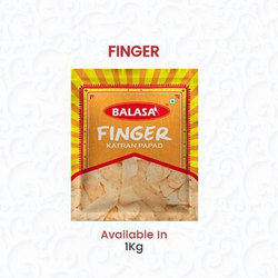 Finger Katran Papad