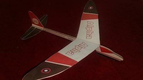 Aircraft Model - RC Aircraft AEROBATIC Model TASS Manufacturer from