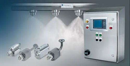 Automated Spray System Pulsajet Spray Nozzle Manufacturer From Bengaluru
