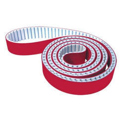 Red And White Coating Timing Belt