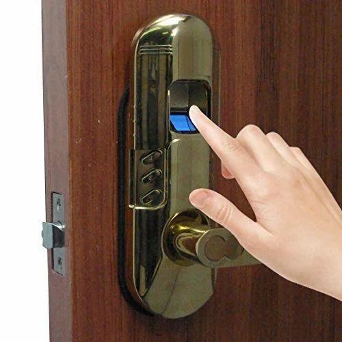 fingerprint door lock Australia, keypad door lock