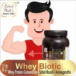 Rahul Phate Ampli Performance Whey Biotic Men 907 G