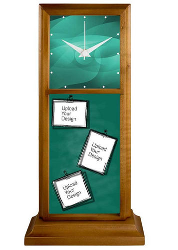 Make Your Own Nice Desk Stand Clock