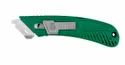 Self-Retracting Safety Cutter W/ Fixed Metal Guard