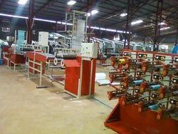 Plastic Twine Making Machine