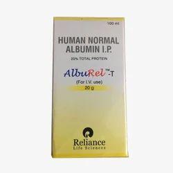 Human Normal Albumin IP Injection